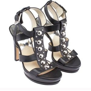 "MICHAEL Michael Kors ""Hayes"" Platform Heel"